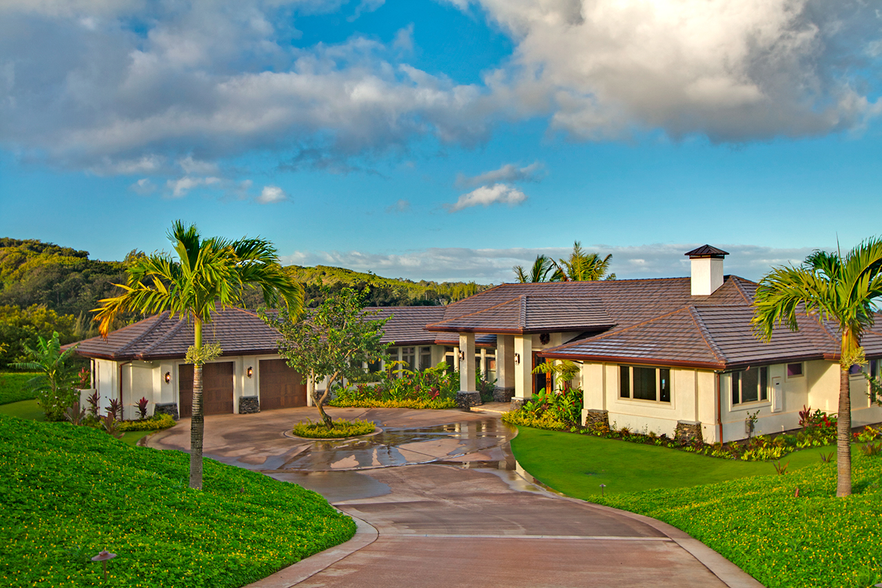 Honolua Ridge Custom Home by Imagine It Builders