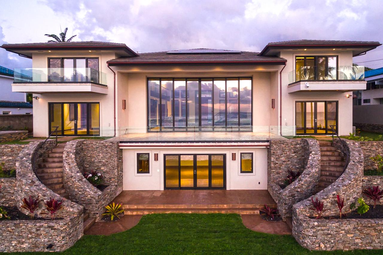 Napili Custom Home by Imagine It Builders